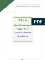 13.4 ANEXO-POR QU+ë NO ES NECESARIA, PERTINENTE NI CIENT+ìFICA LA VACUNA DE LA GRIPE (3-¬ y 4-¬ PARTE)