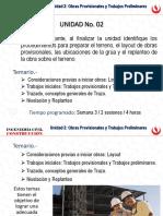 Unid 2 Sem3 Clas1 Obras Provis y Trab Prelimin