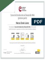 Certificado 324234