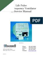 Ventilador Bunnell Life Pulse - Ms