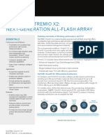 h16095 Xtremio x2 Next Generation All Flash Array Ds