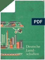 Deutsche Landschaften - Hans Knübel