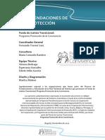 Medidas de Autoproteccin Para Vctimas de Conflicto Armado 01 Cartilla PNUD