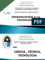 CIENCIA TECNICA Y TECNOLOGIA.ppt