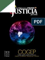 Revista Justicia Para Todos