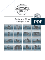 Wirtgen Group Parts and More 2008