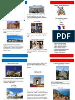 Brochure de Francia