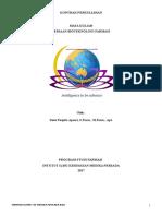 Kontrak Sediaan Bioteknologi Farmasi