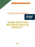 Etapa Postulatoria Del Proceso Laboral