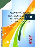 Plan Estrategico Empresa