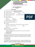 UNIDAD DE APRENDIZAJE  PRESUPUESTO  PUBLICO-2018-1 R.doc