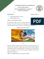 CALENTAMIENTO-GLOGAL