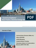 Communications Presentation 2015-04-30