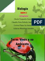 Biología Biomas