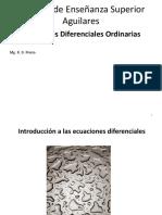 Ecuac Diferenciales