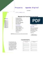 4 Proycto Agenda Virtual