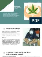 Presentación Marihuana