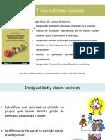 Los Estratos Sociales (1)