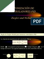 Ziegler Pid