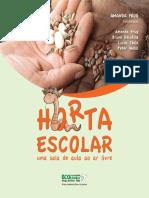 Livro Horta Escolar Online