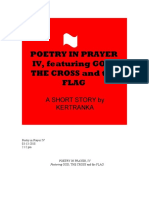 Poetry in Prayer IV Featuring, God, the Cross and the Flag