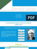 Espectroscopía Raman