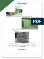 Catalogo Bancos y Filtro Tipo Gabinete