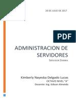Administracionn de Servidores