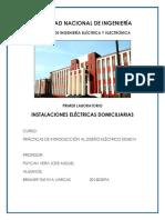 Informe Diseno Electrico