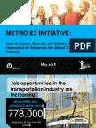 Metro School Presentation