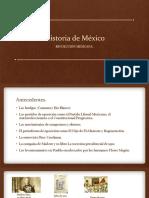 Historia de Méxicorevolucion