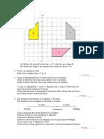 GCSE (9-1) Higher Maths (Non-Calculator)