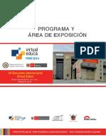 Xv Encuentro Internacional Virtual Educa Vepe2014(Cuadernillo_baja)