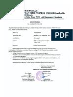 Surat Mandat