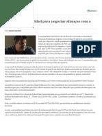 Lula Dá Aval a Haddad Para Negociar Alianças Com a Esquerda