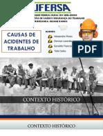 CAUSAS DE ACIDENTES DE TRABALHO - SLIDE.pptx