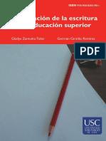 Evaluación de La Escritura en La Educación Superior