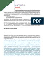 Estructura de La Informatica