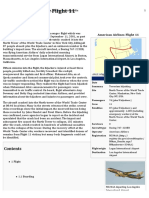American Airlines Flight 11 - Wikipedia, The Free Encyclopedia
