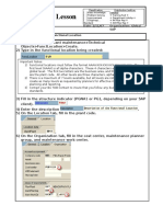 MMIS-OPL65 - IL01 - Create Functional Location
