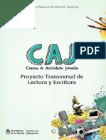 ProyectoLecturaEscritura CAJ