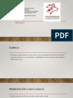 Caso Clinico Deglucion