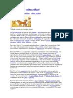 Historia de La Aricultura