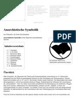 Anarchistische Symbolik – Wikipedia Kopie