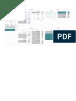 uc merced schedule - sheet1