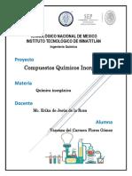 proyecto inorganica