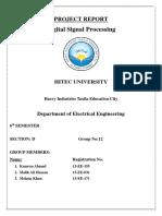 EECS Digital Image Analysis Final Report