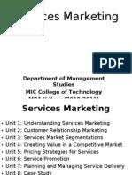 Services Marketing Slides