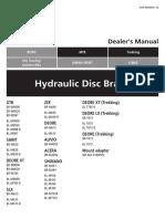 Shimano Brakes Manual