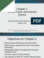 ais903-hall-2007-ch03-Ethics_Fraud_and_Internal_Control.ppt
